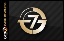 Gen7 Cash Rewards Card