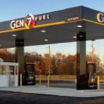 New Gen7 Fuel self serve gas station