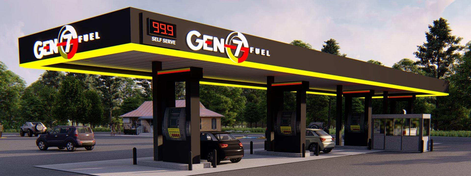 Gen7 Fuel Oneida Gas Station